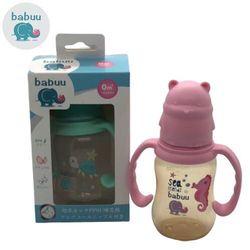 Bình sữa cổ hẹp hình thú Babuu giá sỉ