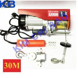 Tời điện KIO PA600 - 30M giá sỉ