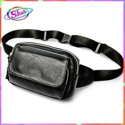 Túi đeo chéo da trơn nắp hít thời trang nam nữ Shalla HFS96 giá sỉ