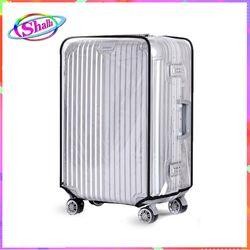Bao trùm nhựa vali size 28 inch trong suốt Shalla QAS56 giá sỉ