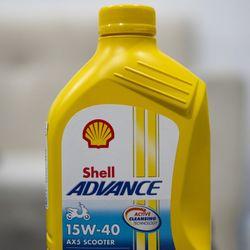 NHỚT XE TAY GA - Shell Advance AX5 Scooter 0.8L giá sỉ