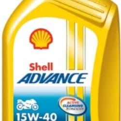 NHỚT CHO XE SỐ - Shell Advance AX5 15W40 1L giá sỉ