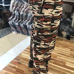 Quần dài kaki túi hôp nam kiểu lính giá sỉ