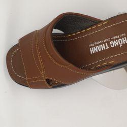 Giay dep sandal Nam Thanh Ngan ( T6 DEN BO ) giá sỉ