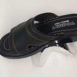 Giay dep sandal Nam Thanh Ngan ( T2 DEN, NAU, BO .... ) giá sỉ