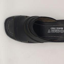 Giay dep sandal Nam Thanh Ngan ( T5 DEN BO) giá sỉ