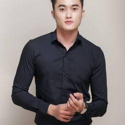 Áo sơ mi nam body dài tay ,dáng Hàn Quốc giá sỉ