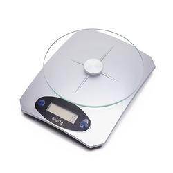 Cân điện tử nhà bếp mặt kính tải trọng 5kg đơn vị tính 1g KE-5 giá sỉ