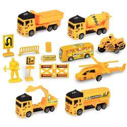 Bộ đồ chơi công trình xây dựng cho bé giá sỉ