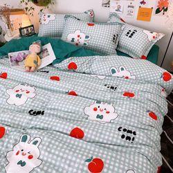 Bộ Chăn Ga Gối Cotton Korea NS327 giá sỉ