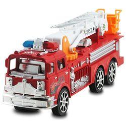 Đồ chơi xe cứu hỏa có cầu thang rút xoay và kéo dài giá sỉ