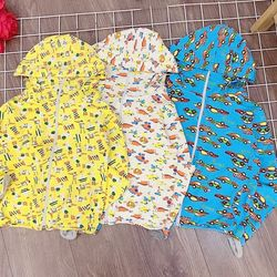Áo nắng trẻ em - áo nắng sz đại 18-35kg giá sỉ