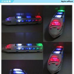 Đồ chơi tàu điện ngầm chạy pin có nhạc và đèn giá sỉ