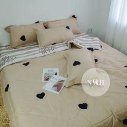 Bộ Chăn Ga Gối Cotton Korea NS312 giá sỉ