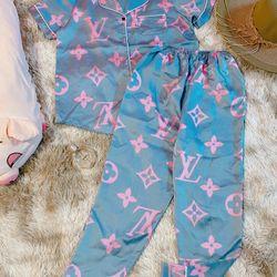 Pijama tay ngắn quần dài giá sỉ