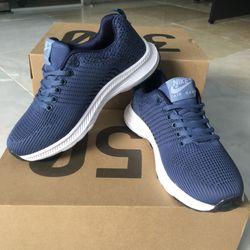 Giày Nice air xanh giá sỉ