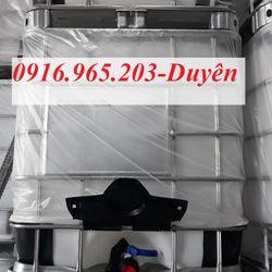 phân phối bồn nhựa ibc 1 khối giá rẻ giá sỉ