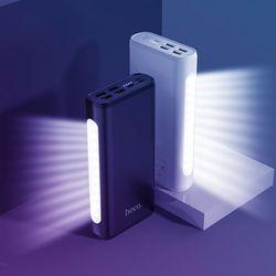 Pin sạc dự phòng Hoco 30.000mAh (mã 30 có đèn led) giá sỉ