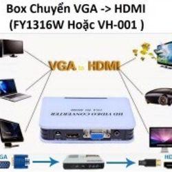 Box Chuyển VEGA Ra HDMI giá sỉ