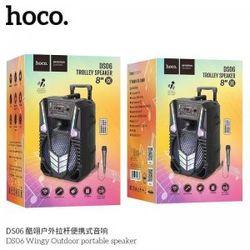 Loa thùng Karaoke kèm mic Hoco DS06 giá sỉ