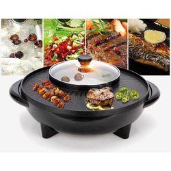 Bếp nồi lẩu nướng Hàn Quốc 2 trong 1 đa năng giá sỉ