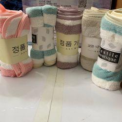 Khăn lau mặt Hàn quốc giá sỉ