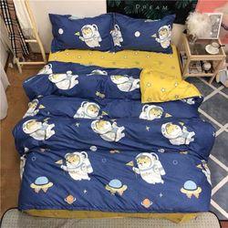 Bộ Chăn Ga Gối Cotton Korea NS405 giá sỉ