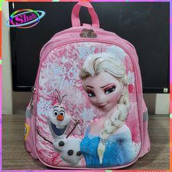 Balo đi học Bé gái Hình Frozen thời trang dễ thương 8008 KA8 Shalla giá sỉ