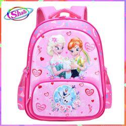 Balo trẻ em thời trang 3D Hình ROZEN cao cấp 1056 Shalla HK86 giá sỉ