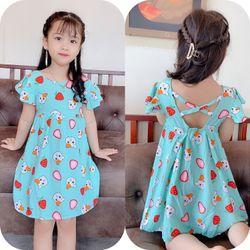 Quần áo trẻ em - váy cánh tiên sz nhỡ giá sỉ