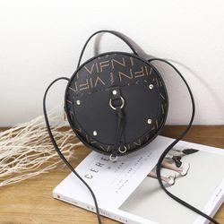 Túi đeo vai VIFN kiểu tròn-dcwsee34 giá sỉ