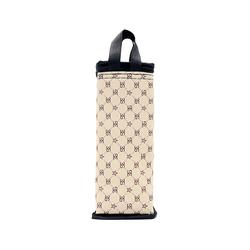 Túi giữ nhiệt bình nước họa tiết GC vàng kem giá sỉ