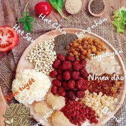 Chè dưỡng nhan 12 vị (500gr) giá sỉ