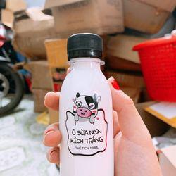 Ủ sữa non kích trắng 100ml giá sỉ