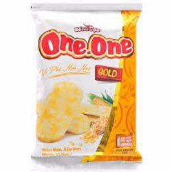 Giá Bánh Gạo One One Vị Phô Mai Ngô giá sỉ