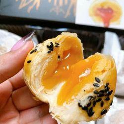 Bánh Liu đen phomai trứng chảy giá sỉ
