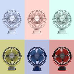 [SIÊU SỈ] Quạt tích điện dùng liên tục 32 tiếng Yoobao 6400MAH, quạt kẹp sạc mini cầm tay 4 cấp độ gió giá sỉ