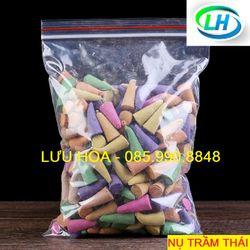 {TÙY CHỌN MÙI} Túi nụ nhang trầm Thái Lan 260 viên mùi rất thơm - Đặc biệt tiện lợi khi dùng với lư trầm tại giá sỉ