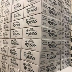 1 Thùng (12 Hộp) Nho Khô Mỹ Sunview Raisins Thập Cẩm Không Hạt giá sỉ