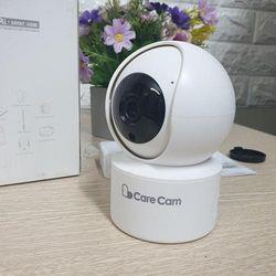 Camera IP Wifi CareCam 2.0Mpx YH200 Full HD 1920x1080P màu trắng xoay theo chuyển động giá sỉ