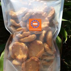 Gói 500gr Bánh tay cùi (tay quạt) giòn bùi thơm ngon - Food by Mama giá sỉ