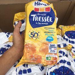 Bánh Mì Hoa Cúc Harrys Brioche Pháp giá sỉ