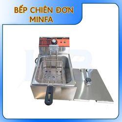 Bếp chiên điện nhúng Minfa giá sỉ