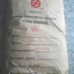 Chất tạo đặc Sodium Cellulose Carboxymethyl (CMC) - China