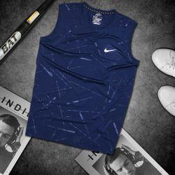 Quần áo thể thao - áo ba lỗ N.IKE- poly 4 chiều giá sỉ