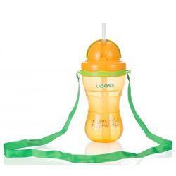 Bình uống nước cho bé có dây đeo Upass 300ml giá sỉ