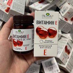 VITAMIN E ĐỎ 275 mg NGA giá sỉ