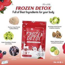 Giảm cân Detox frozen giá sỉ