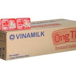 Sữa đặc Ông thọ vĩ Vinamilk hộp 40g giá sỉ