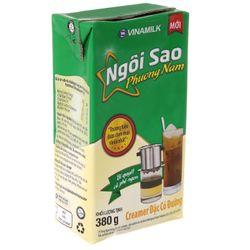 Sữa đặc Ngôi sao Phương nam xanh lá Vinamilk hộp giấy 380g giá sỉ